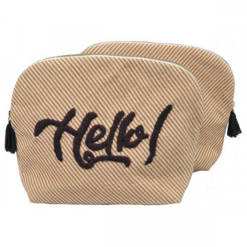 Trousse de toilette Hello