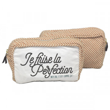 Trousse Make Up Frise la Perfection