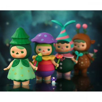 Figurine Pucky Forest