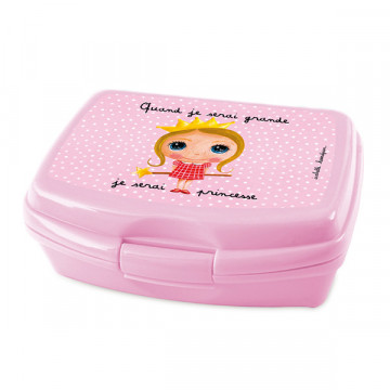 Lunch box Princesse