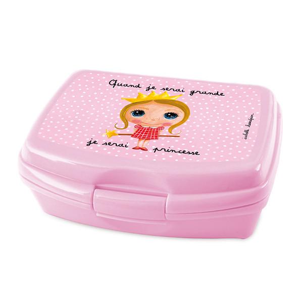 Lunch box Princesse