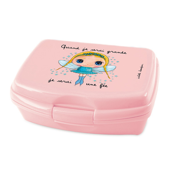 Lunch box Fée