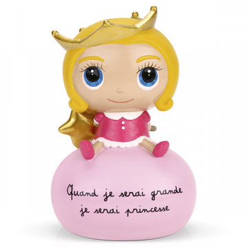 Tirelire Princesse