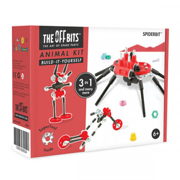 Kit Animal SpiderBit - Offbits