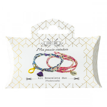 Kit Bracelet duo Liberty Mitsi Wiltshire