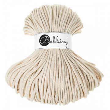 Bobbiny - Fil macramé Golden Natural