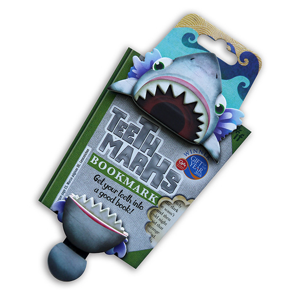 Marque-pages Requin