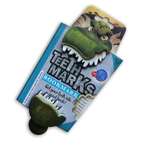 Marque-pages T-rex