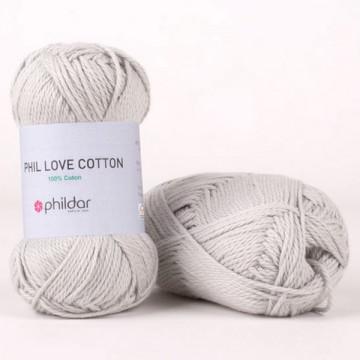 Phil Love Cotton Perle -...