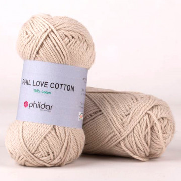 Love Cotton Lin - Phildar