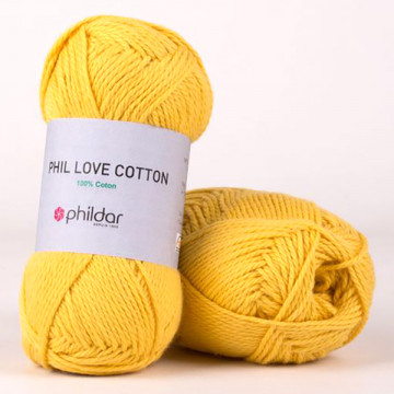 Love Cotton Soleil - Phildar