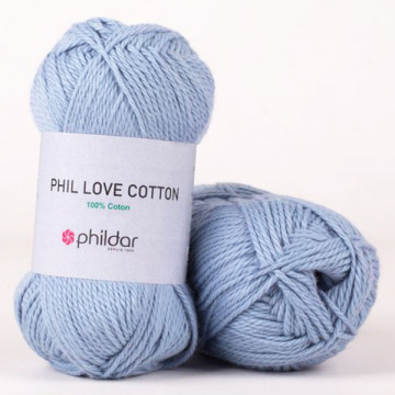 Love Cotton Jeans - Phildar