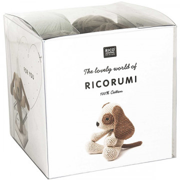 Kit Ricorumi Puppies Chien