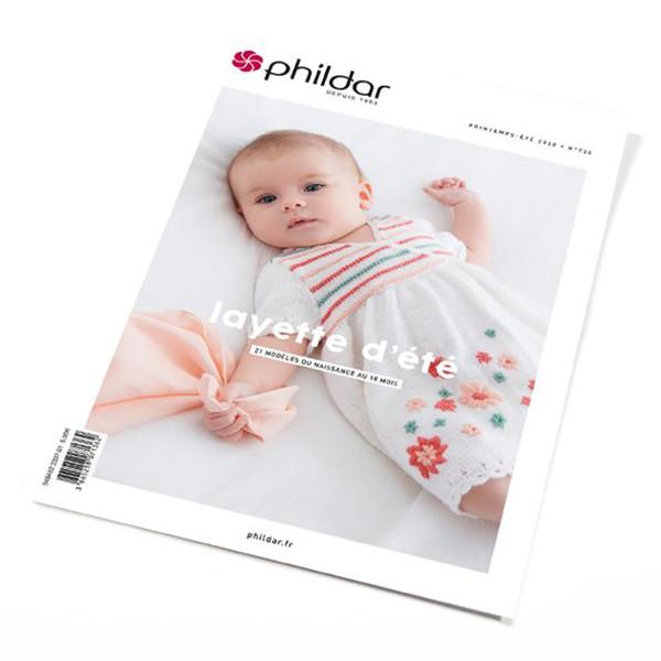 Catalogue Phildar n°700 Modèle 11 Combinaison