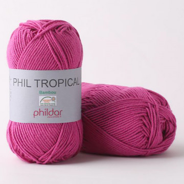 Phil Tropical Fushia - Phildar