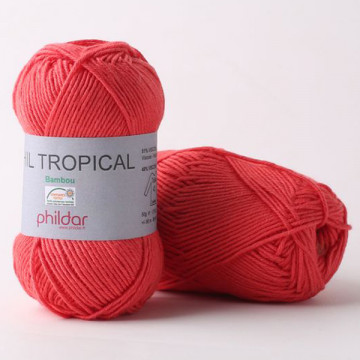 Phil Tropical Coquelicot -...