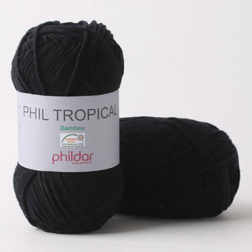 Phil Tropical Noir - Phildar