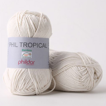 Phil Tropical Ecru - Phildar