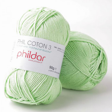 Phil Coton 3 Anisade - Phildar