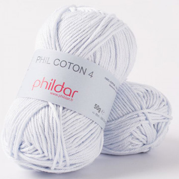Phil Coton 4 Ciel - Phildar