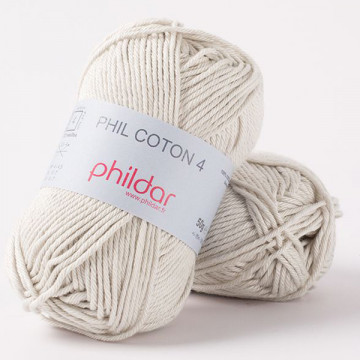 Phil Coton 4 Perle - Phildar