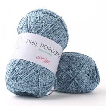 Phil Popcorn Faience - Phildar