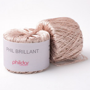 Phil Brillant Rose - Phildar