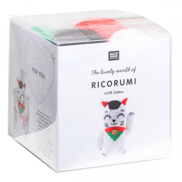 Kit Ricorumi Lucky Cat