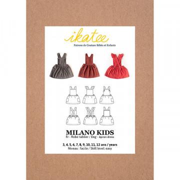 Patron MILANO Kids robe...
