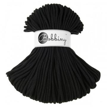 Bobbiny - Fil macramé Black