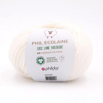 Phil Ecolaine Phildar - Ecru