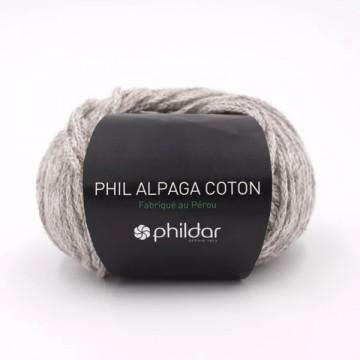 P Alpaga coton Flanelle