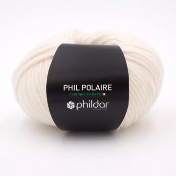 Phil Polaire Phildar - Ecru