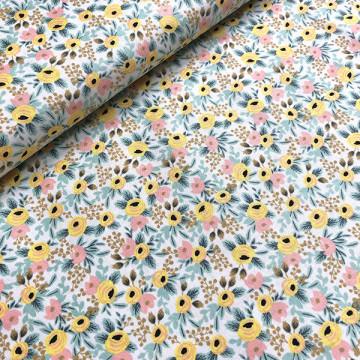 Tissu Primavera Jaune
