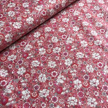 Tissu Rétro Collection Rose