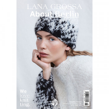 Catalogue Lana Grossa n°8 -...