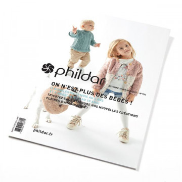 Catalogue Phildar n°704 On...