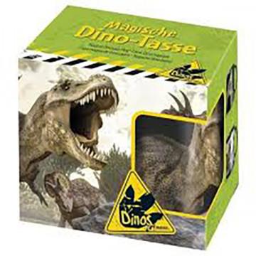 Tasse dinosaure magique