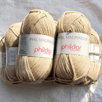 Lot 9 pelotes Phildar Phil...