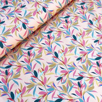 Tissu Magnolia Poudre