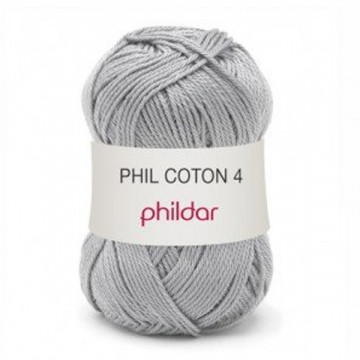 Phil Coton 4 Mercure - Phildar