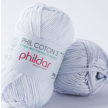 Phil Coton 3 Ciel - Phildar