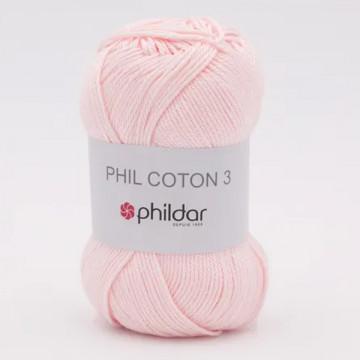 Phil Coton 3 Rosée - Phildar
