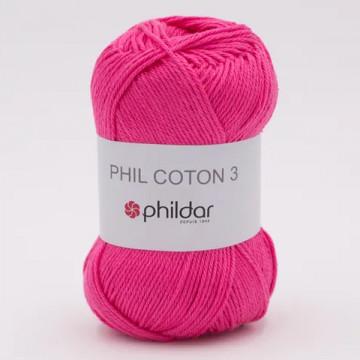 Phil Coton 3 Oeillet - Phildar