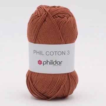 Phil Coton 3 Ecureuil -...