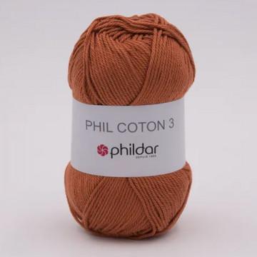 Phil Coton 3 Caramel - Phildar
