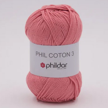 Phil Coton 3 Buvard - Phildar