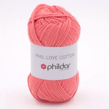 Phil Love Cotton Pétunia -...
