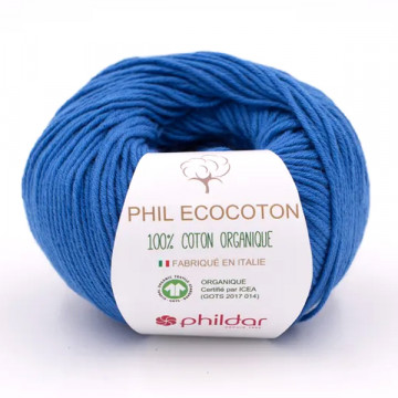 Phil Ecocoton Outremer -...