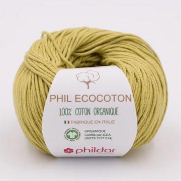 Phil Ecocoton Pistache -...